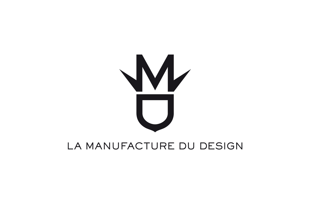 la manufacture du design graphisme logo industrial orchestra industrial orchestra. Black Bedroom Furniture Sets. Home Design Ideas